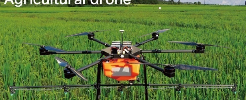 Drone technology for farmers