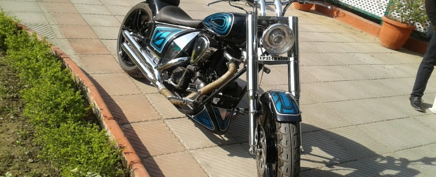 Under the hood of Royal Enfield