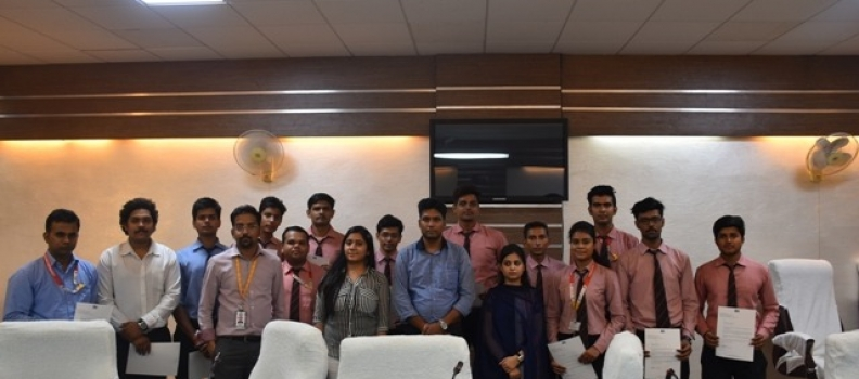 INTERMEDIX PLACEMENT DRIVE HELD ON 11TH OCT, 2018