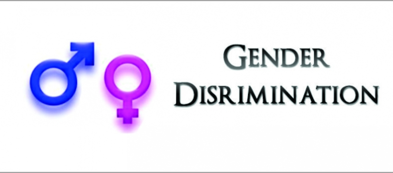 GENDER DISCRIMINATION-A DARK SIDE OF INDIA by SHREYA MISHRA